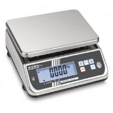 Livsmedelsvåg Kern FXN 30K-2 max 30 kg Klass IP68