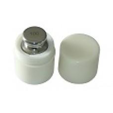 Plastetui för vikt 100 gram F1