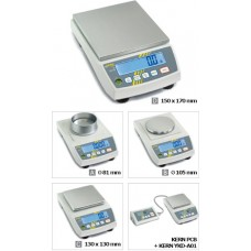 Digitalvåg för vikter mellan 0,001 - 250 gram, även grain.