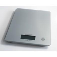 Köksvåg 1 gram - 6 Kg Silver