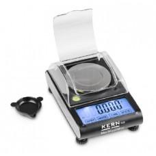 Digitalvåg för vikter mellan 0,001 - 50 gram, även grain. Kerns nyaste modell