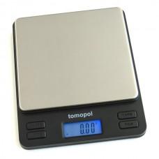 Tomopol M2000 för vikter 0,1 till 2000 gram, även Grain. Vår populäraste kaffevåg