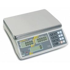 Räknevåg för vikter 10 gram - 30 kg