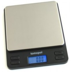 Digital scale for weights from 0.1 to 2000 grams, including the Grain. Popular kaffevåg