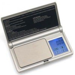 Digital scale for weights from 0.005 to 50 grams, even grain.